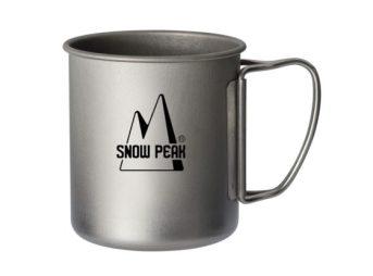 スノーピーク60周年記念マグカップ