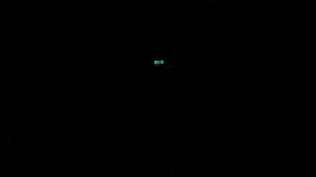 電気を切ると真っ暗に