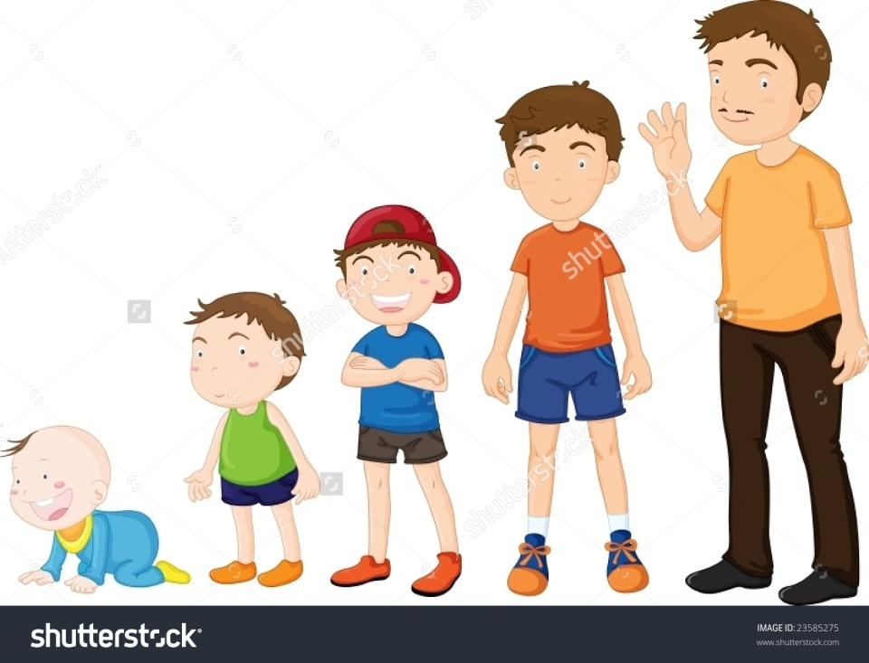 stock-vector-illustration-of-stages-of-growing-up-from-baby-to-man-23585275