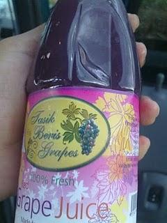 Melawat Ladang Anggur Di Sik, Kedah: Beris Vineyard (4/6)