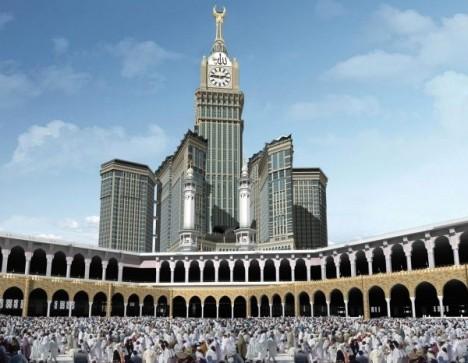 Menara Jam Makkah (3/6)