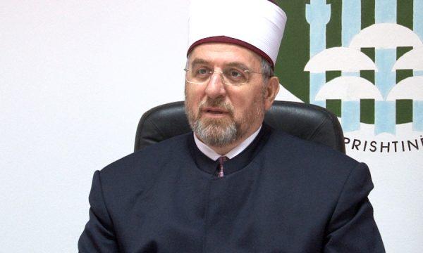 Tërnava: Nuk falet namazi i Bajramit, pezullohen të gjitha ritet për 10 ditë
