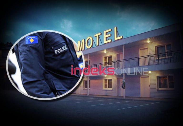 Ekskluzive: Inspektorati Policor e kap në flagrancë eprorin e lartë, në motel në orar të punës
