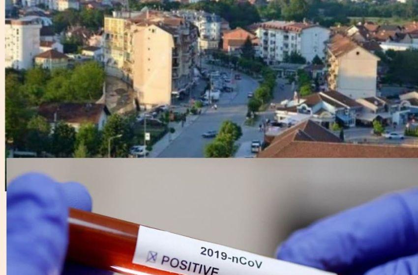 Një i infektuar nga Suhareka, 15 në tërë Kosovën 24 orët e fundit
