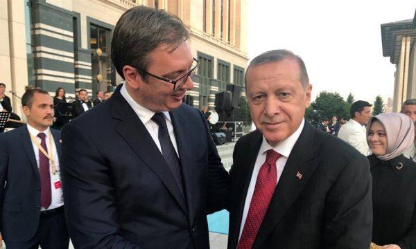 Vuçiq ka një kërkes për Erdoganin