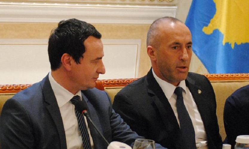 Haradinaj reagon pas heqjes së taksës për bllokat nga Serbia, e quan Kurtin mashtrues