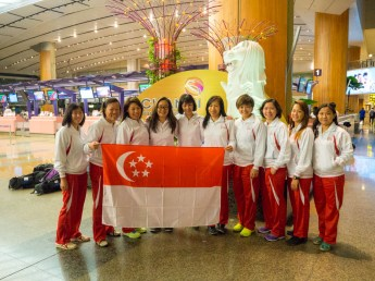 Women's UWH World's Sendoff