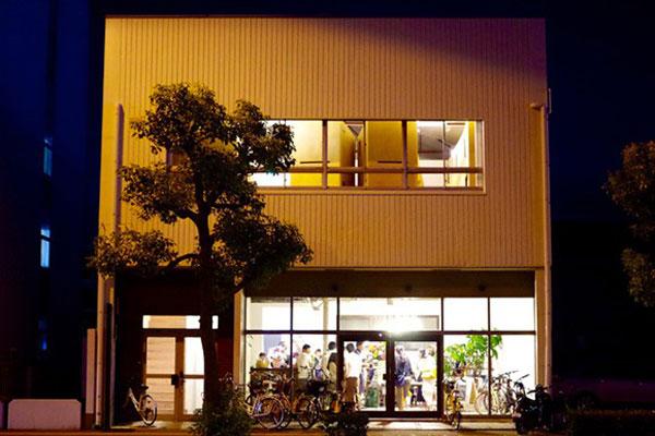 日本青年旅館