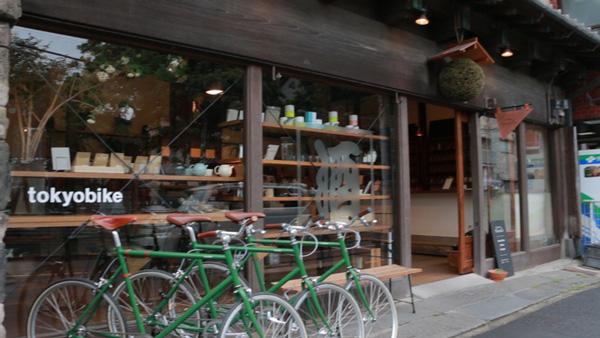 Tokyobike Rentals Yanaka