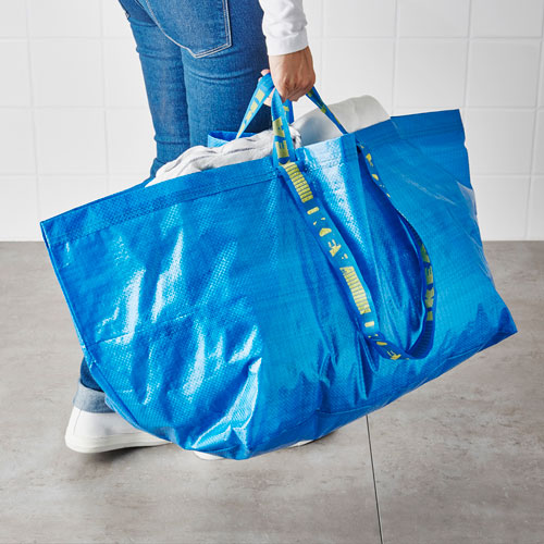 IKEA FRAKTA環保購物袋