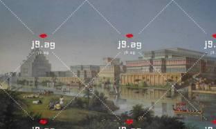 點與線模樣製作所 餐巾紙 寂靜中的植物