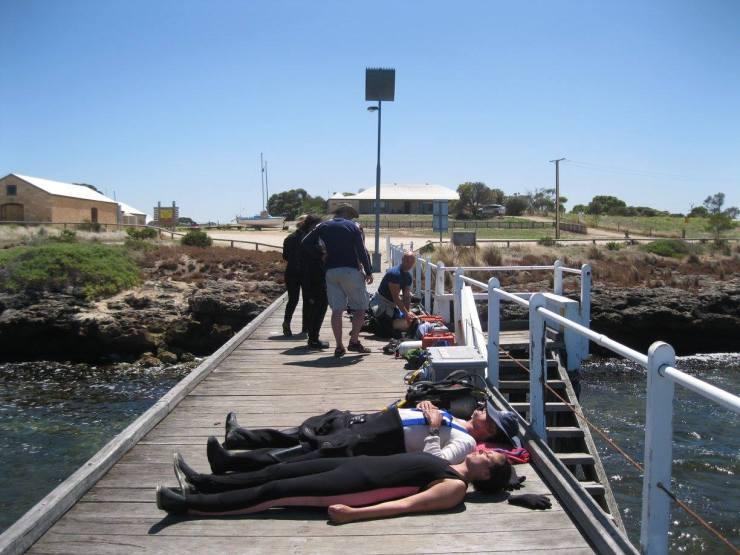 水中考古学 オーストラリア 8