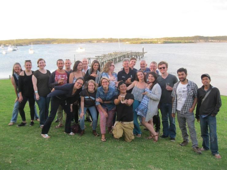 水中考古学 オーストラリア 1