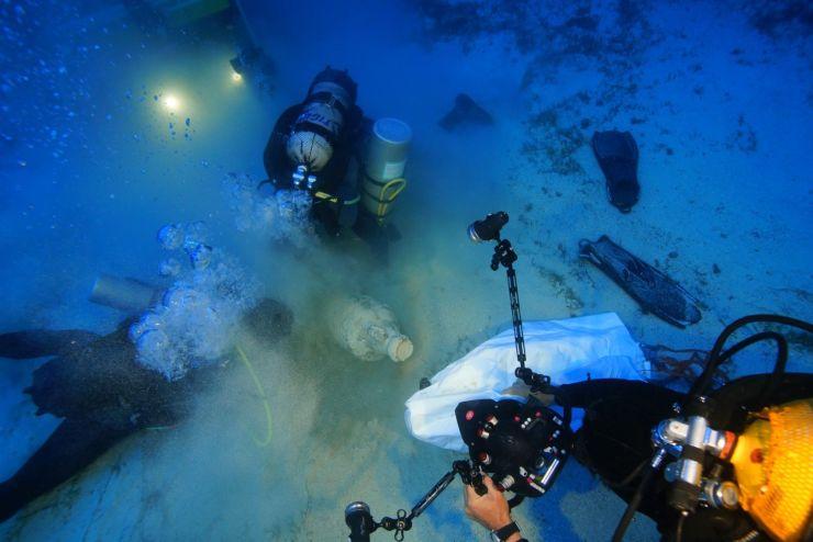 ギリシャ 水中考古学 7