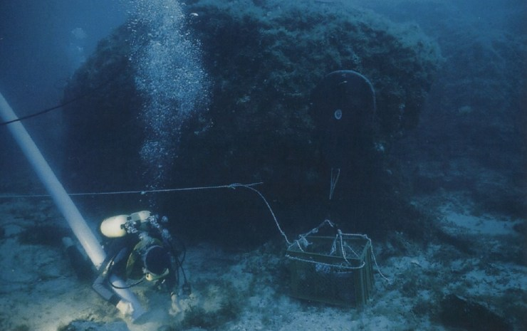 水中考古学 ケープ・ゲラドニア沈没船