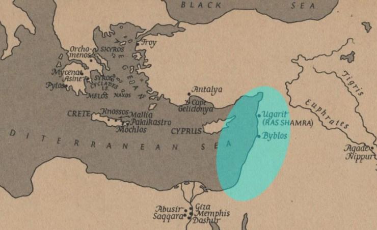 水中考古学 フェニキア