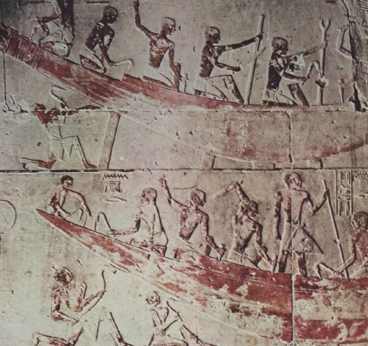 水中考古学 古代エジプト 1