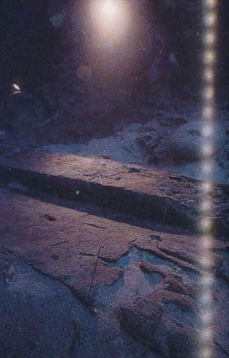 水中考古学 ウルブルン沈没船 トルコ 17