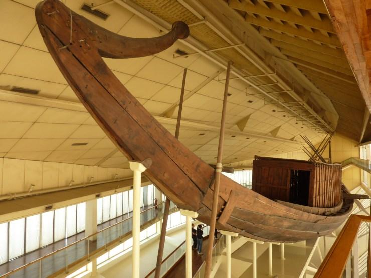 エジプト 水中考古学 クフ王 太陽の船
