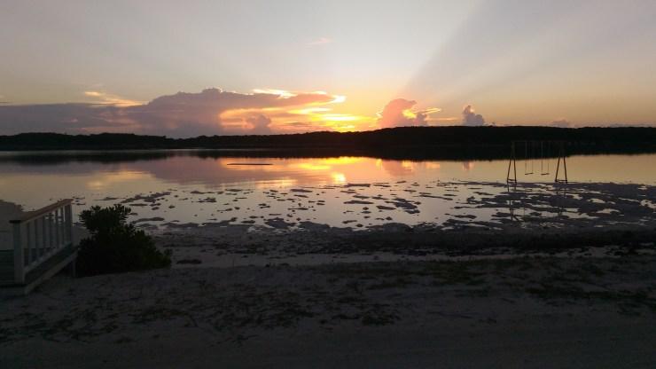 バハマ 水中考古学