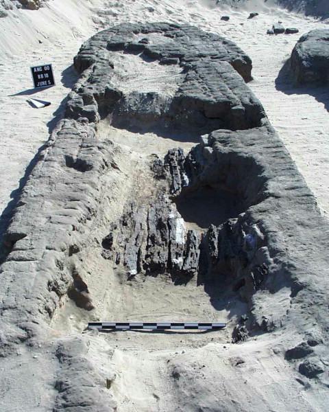 アビドス エジプト 水中考古学