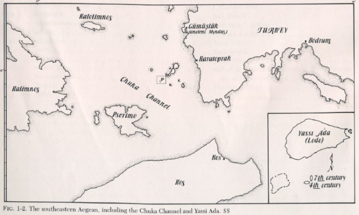 中世 地中海 水中考古学 ヤシ・アダ 沈没船 4