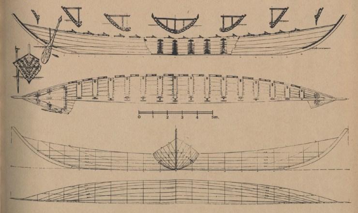 北欧 水中考古学 古代 船  23