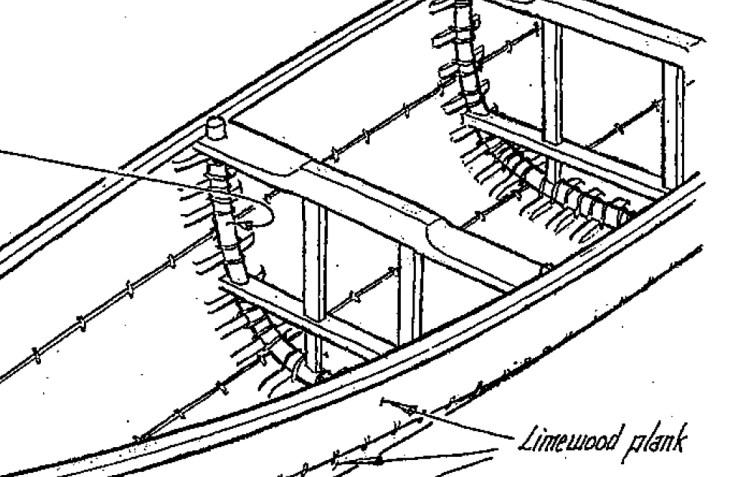 北欧 水中考古学 古代 船  1