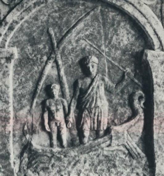 水中考古学 ラティーンセイル 1