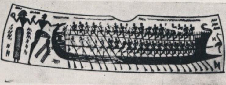 水中考古学 ガレー船 9