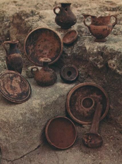 水中考古学 キレニア 22