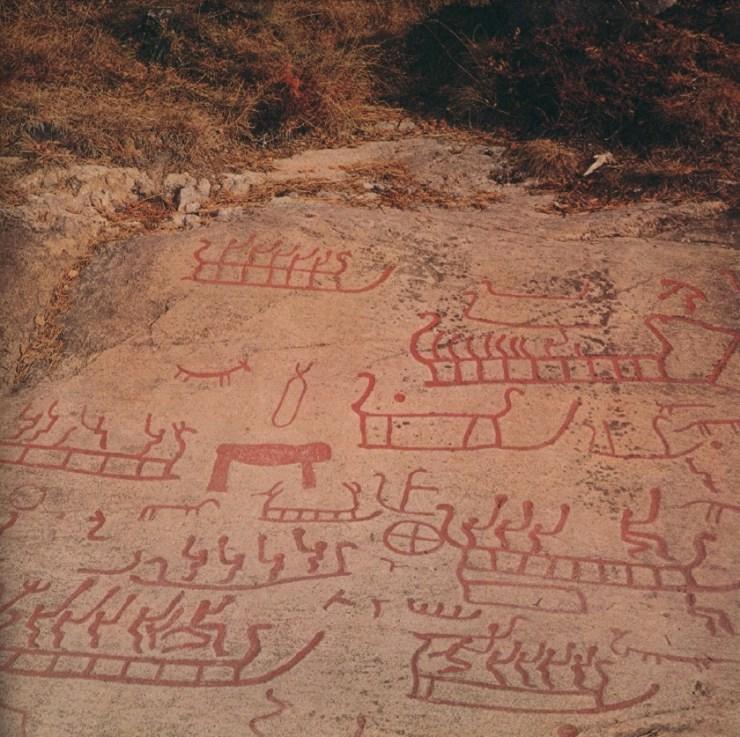 北欧 水中考古学 古代 船  2