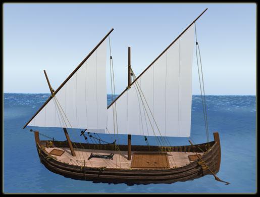 中世 地中海 ヨーロッパ ローマ 水中考古学 沈没船 21