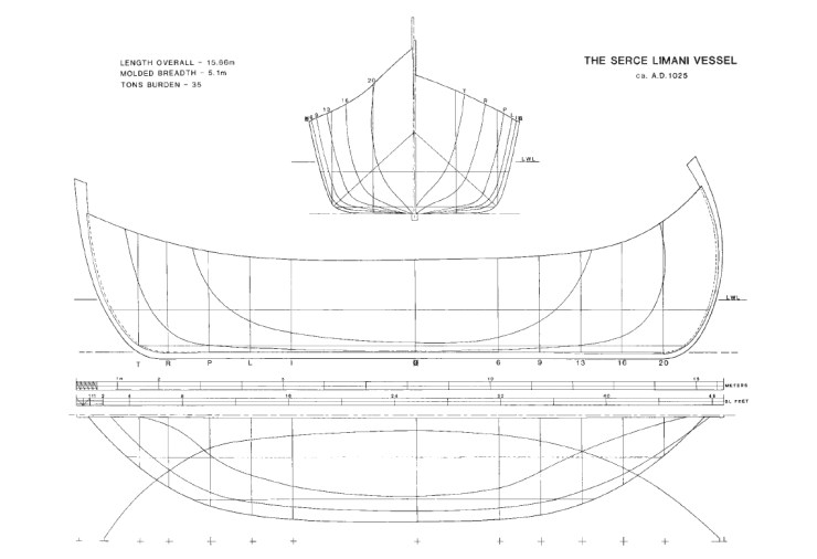 中世 地中海 ヨーロッパ ローマ 水中考古学 沈没船 18