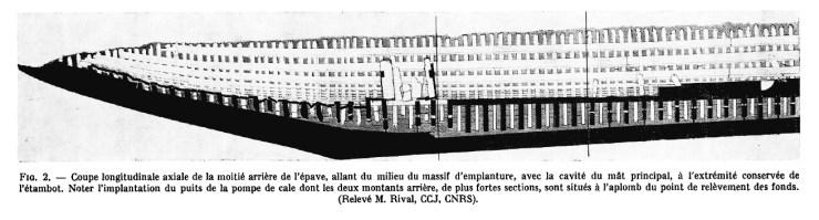 水中考古学 古代 ローマ 沈没船 6