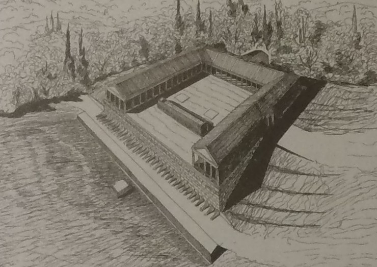 水中考古学 ラム 古代 兵器 13