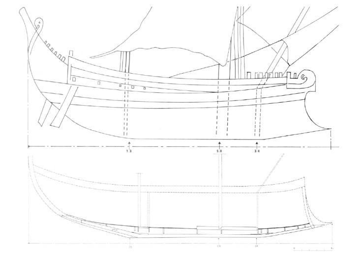 水中考古学 古代 ローマ 沈没船 12