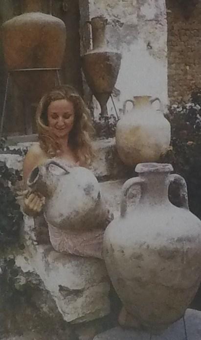水中考古学 キレニア 21
