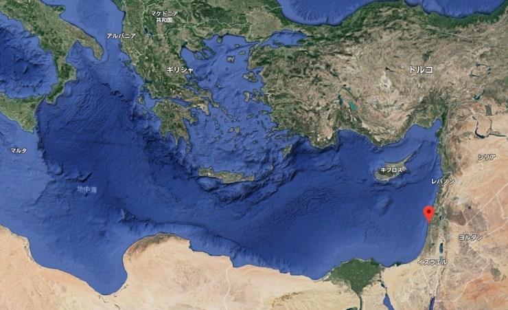 水中考古学 イスラエル 2