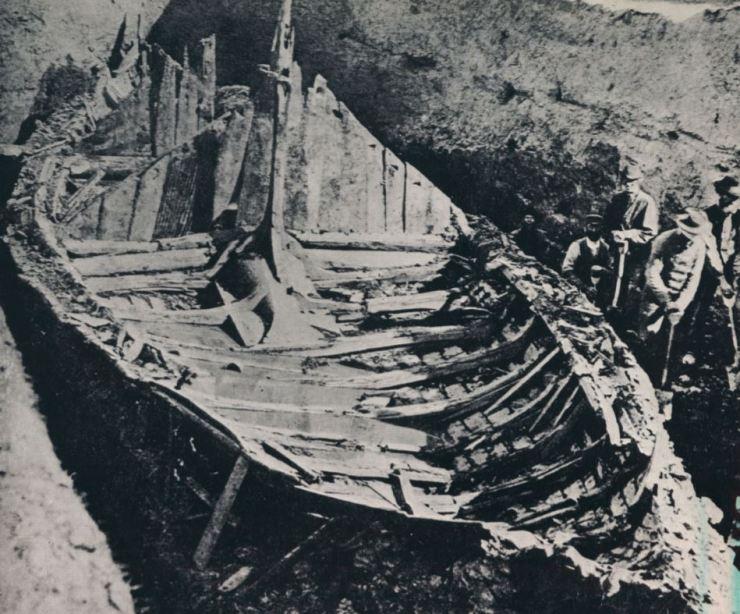 ゴックスタッド 船 2