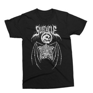 Unisex Suicycle T-Shirt with Masters of Death front print.
