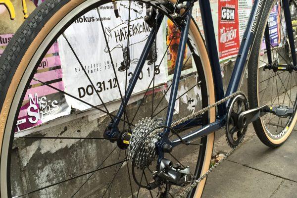Foto vom Brother Fahrrad