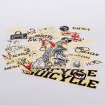 Photo of suicycle sticker