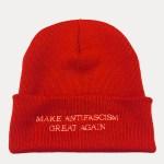 make-antifascism-great-again-mütze
