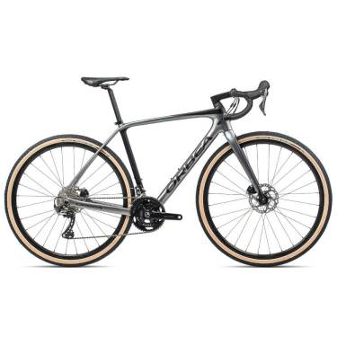 photo of orbea gravel bike