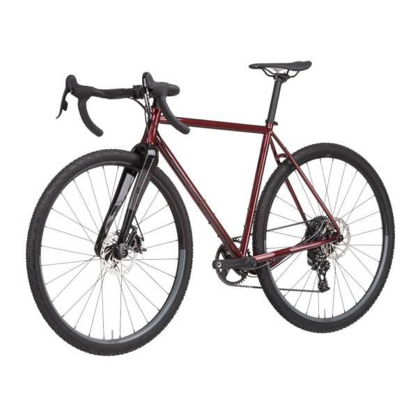 bicycle gravel photo rondo ruut st2 red