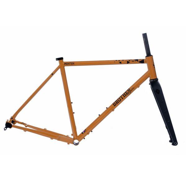 Foto Fahrradrahmen Brother Cycles