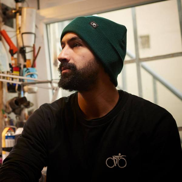 photo suicycle beanie