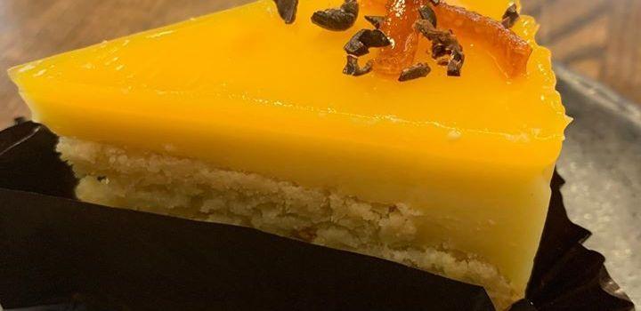 柑橘ケーキ