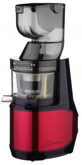 Optimum 700 juicer in het rood